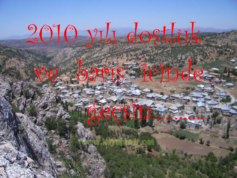 2010 yılınız kutlu olsun